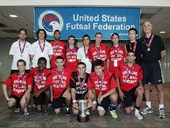 2009 Futsal National Champions
